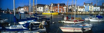 Sheltered Harbour - Weymouth, Dorset, England